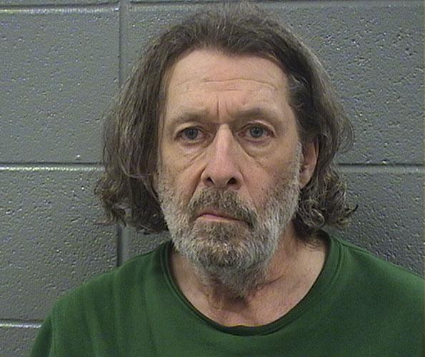 William Brice, stalking suspect in Arlington Heights