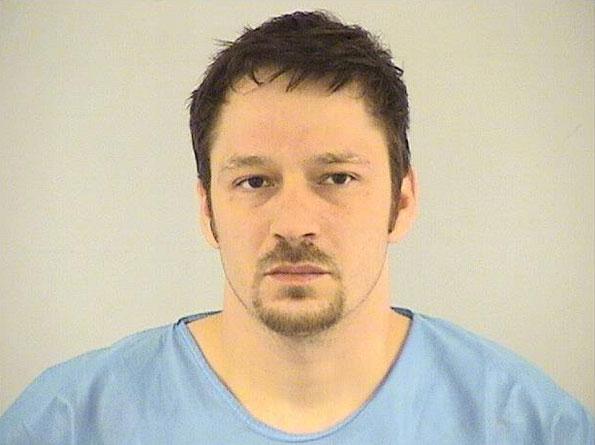 Dustin M. Serna, aggravated battery suspect, domestic battery suspect