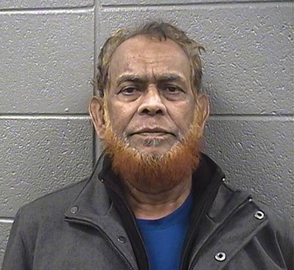 Muminur Rahman, attempted murder suspect