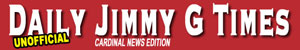 Daily Jimmy G Times Edition -- Jimmy Garoppolo News and Info