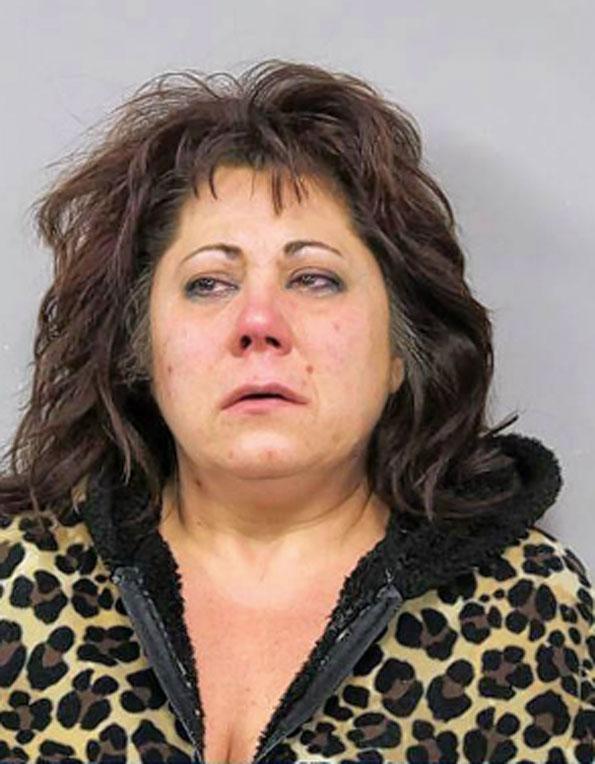 Elizabeth McKenna, suspected DUI driver in Inverness