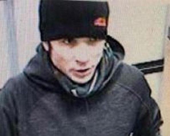 Justin Hernandez, Hoffman Estates bank robbery suspect
