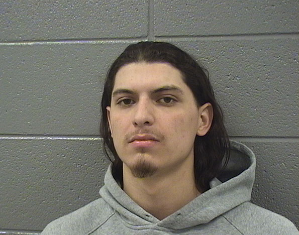 Luis Corona, suspect aggravated discharge of a firearm within 1,000 feet of a school