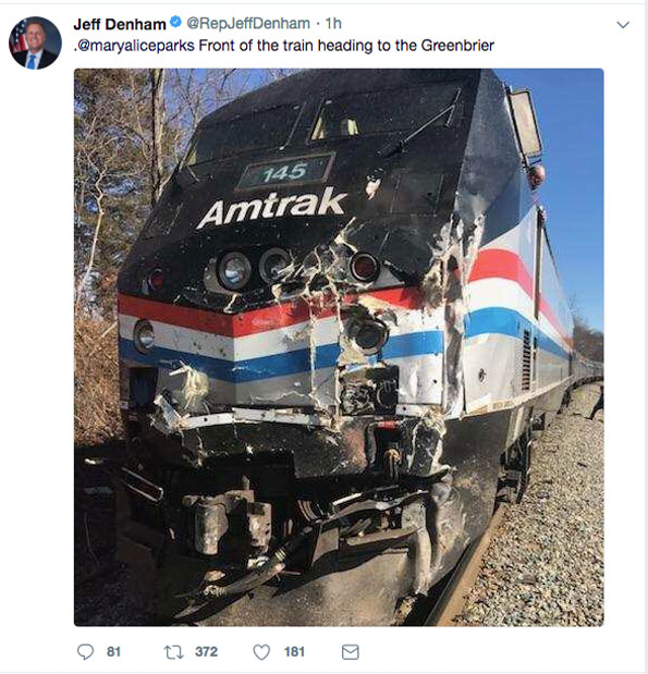 Locomotive Image from Rep Jeff Denham