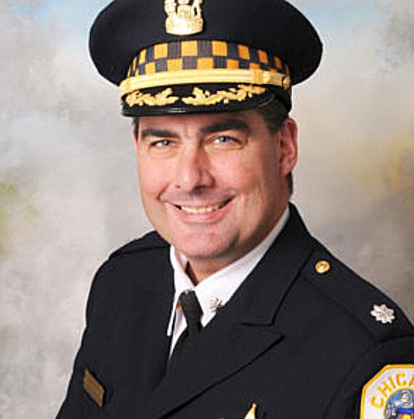 CPD Commander Paul Bauer