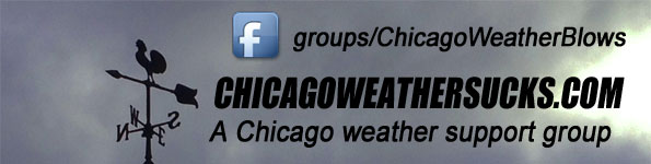 ChicagoWeatherSucks.com -- A Chicago weather support group