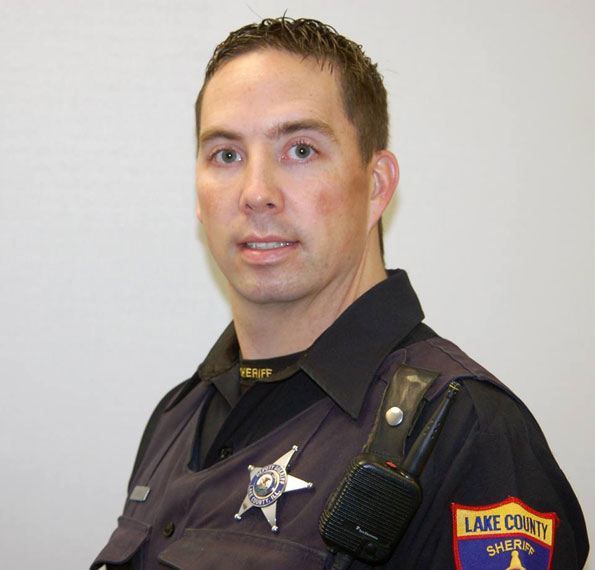 Deputy Eric Campbell, LCSO