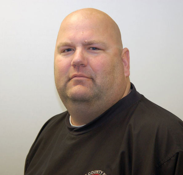 Deputy George Love, LCSO