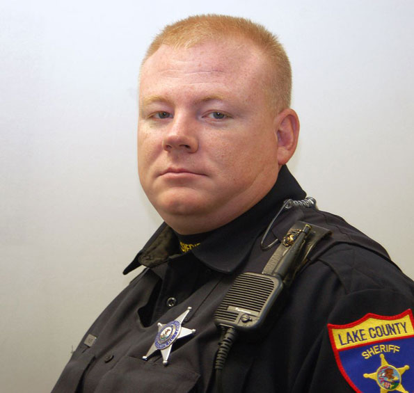 Deputy John Willer, LCSO
