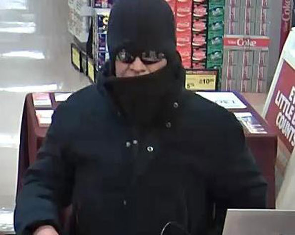Elk Grove Village TCF bank robbery suspect