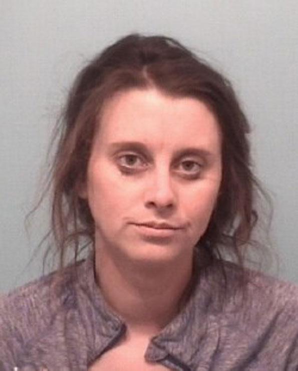 Daniella A. Harris, residential burglary suspect Naperville