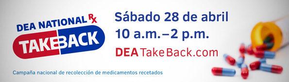 take Back Initiative Day 2018