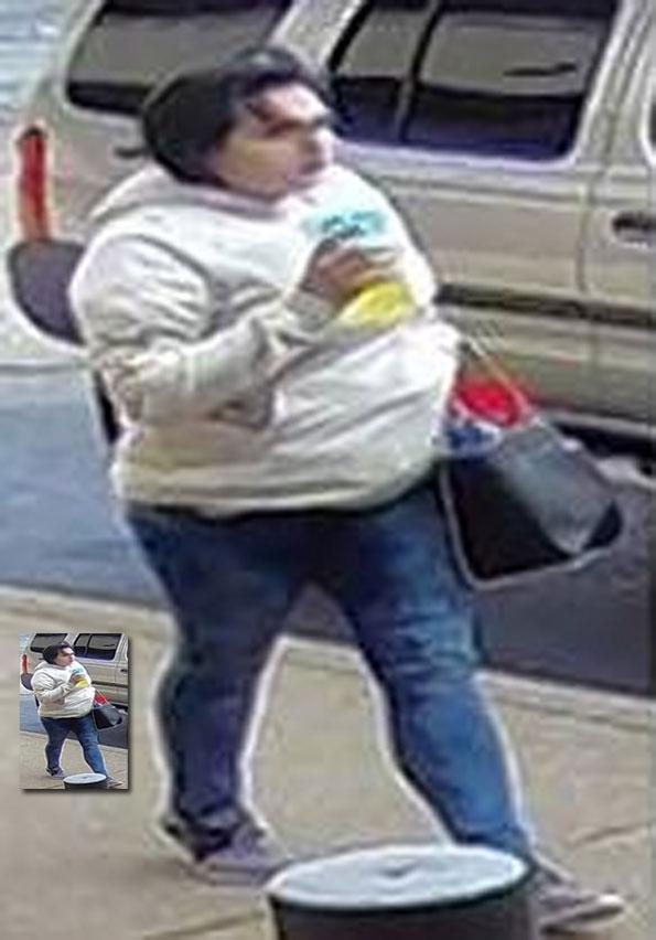 Suspect Stolen Nissan Xterra Arlington Heights