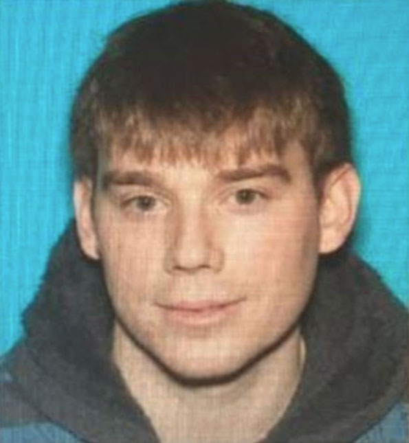 Travis Reinking shooting suspect