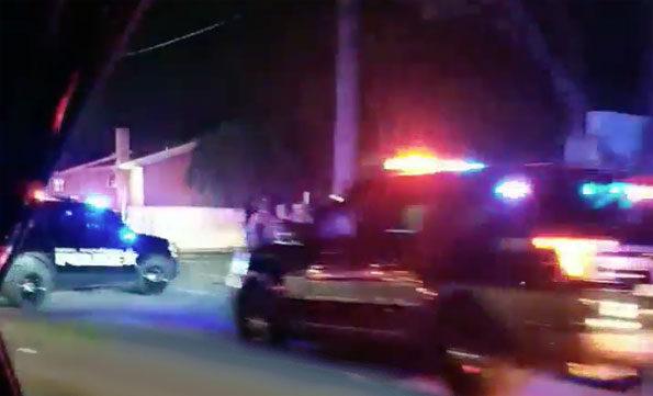 Car vs House Crash Oakton St Des Plaines