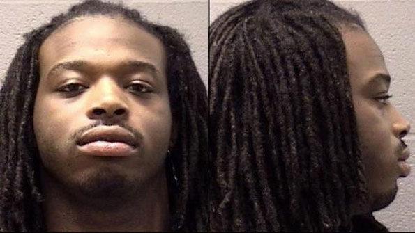 Travaris Stevenson, Elgin homicide suspect