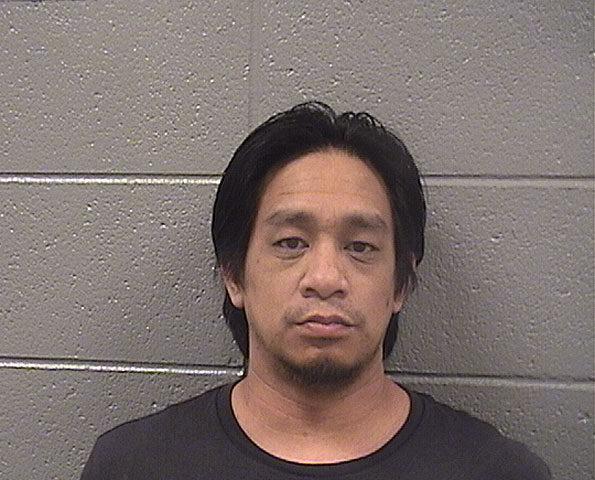Andrew Deadio, suspect possession of methamphetamine