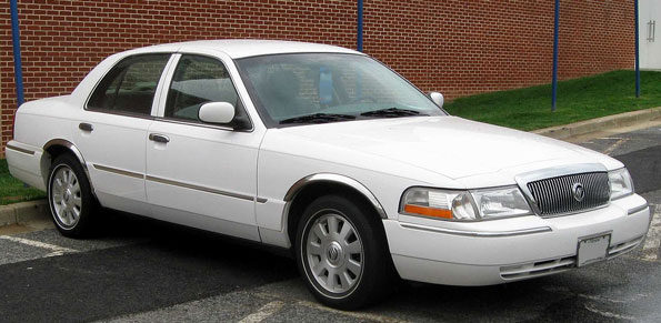 Missing Christopher Dial's Mercury Grand Marquis