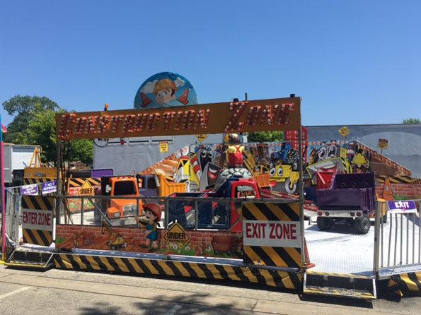 Carnival Ride Arlington Heights
