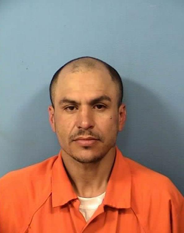 Fernando Perez, Jr, felony retail theft suspect