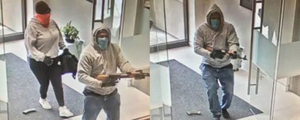 Bank Robbery Suspects Aurora