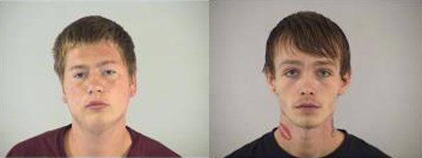 Jordan Toney and Buddy Johnson, Lake Villa First Degree Murder Suspects