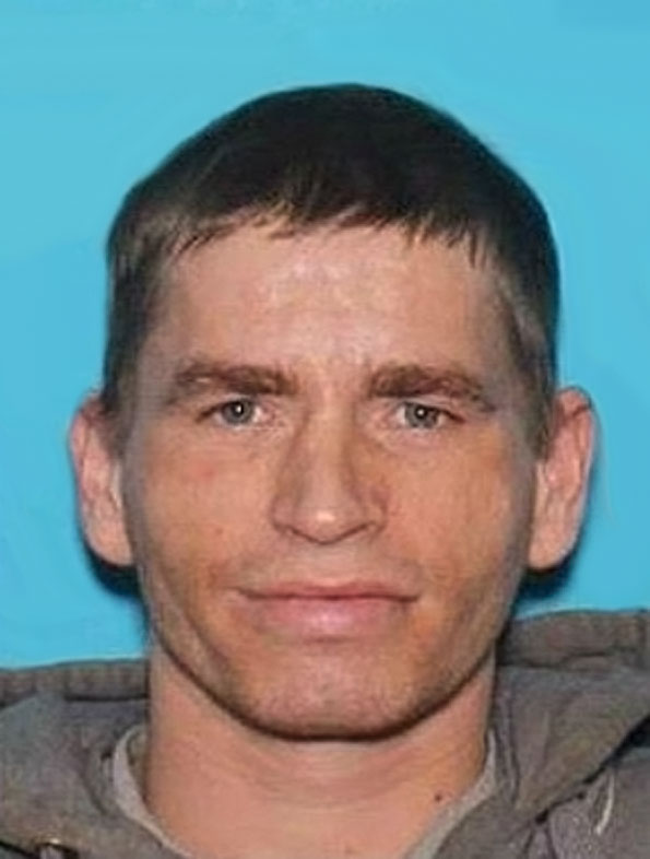 Kenneth Martell, homicide suspect wanted by Pennsylvania State Police