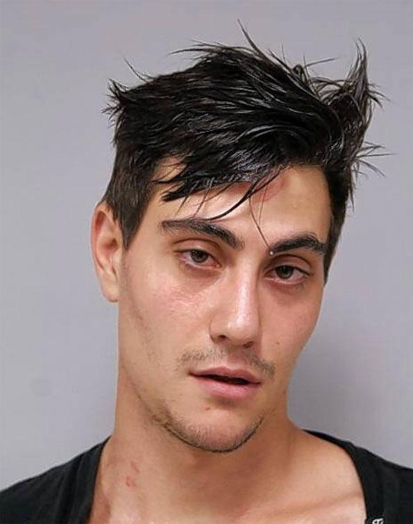 Sava Koumandarakis, aggravated assault suspect