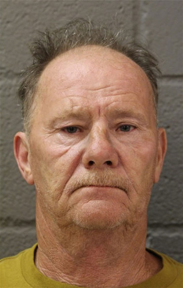 Timothy Trybus, Cook County Forest Preserve Hate Crime suspect