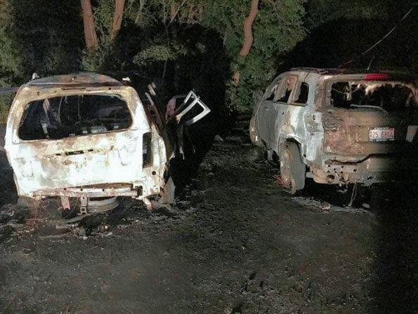 Suspicious Vehicle Fires Petersdorf Road Bartlett