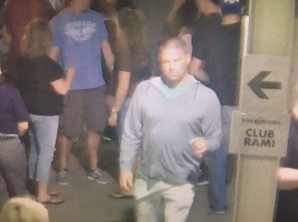 Wrigley Field Foo Fighters sexual assault suspect