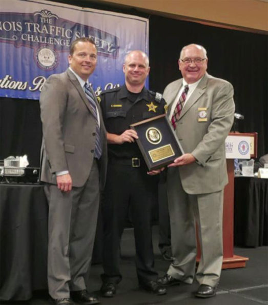 Arlington Heights Police Traffic Safety Award