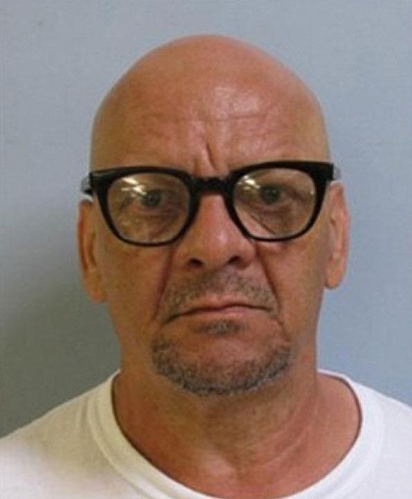 David Medina Glasses, sex offender suspect