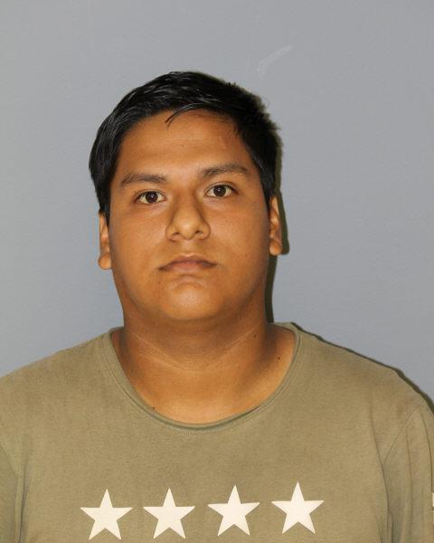 Juan Jair Solis-Gaspar, criminal sexual assault suspect