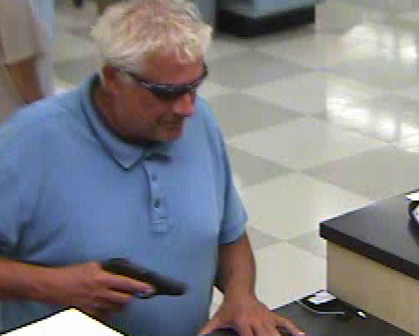 Rolling Meadows US Bank Meijer bank robber armed with gun