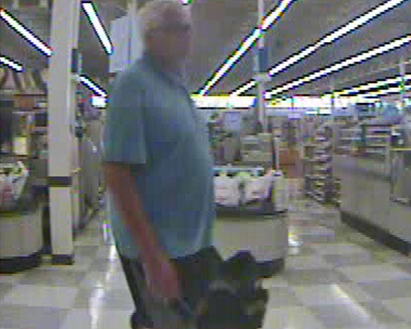 Rolling Meadows Meijer bank robber with belly
