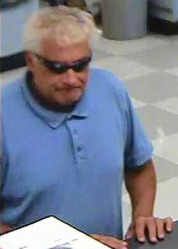 Rolling Meadows Meijer Bank Robber Sunglasses