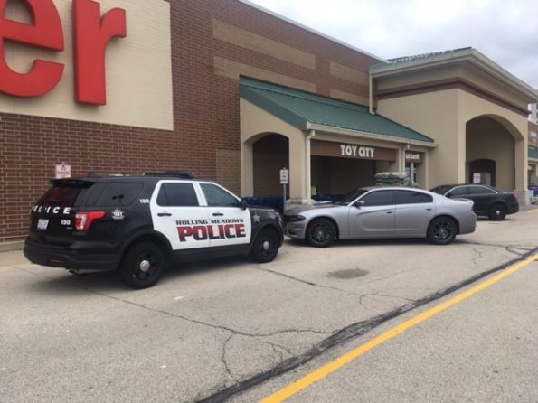 Rolling Meadows Police Squads Meijer