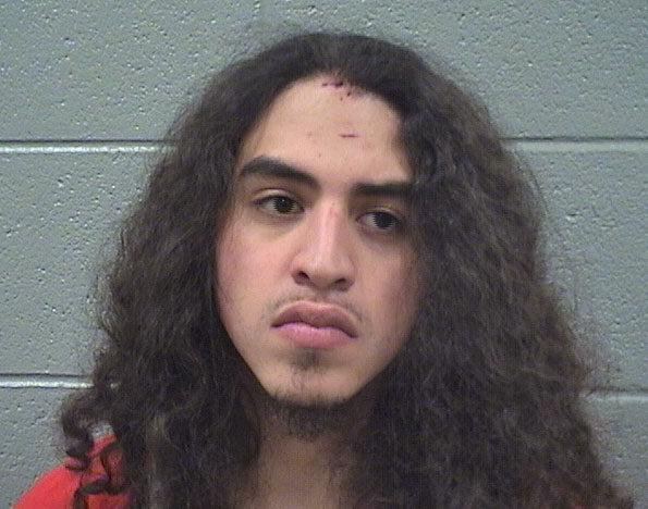 Arturo Delgado, suspect felony possession of marijuana in Palatine