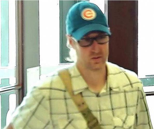 Bank robber BMO Harris South Barrington