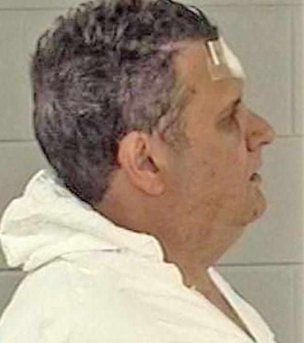 Gary A. Kamen, Deerfield homicide suspect.