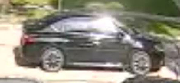 Mount Prospect Police Department suspicious suspect's vehicle August 30 2018
