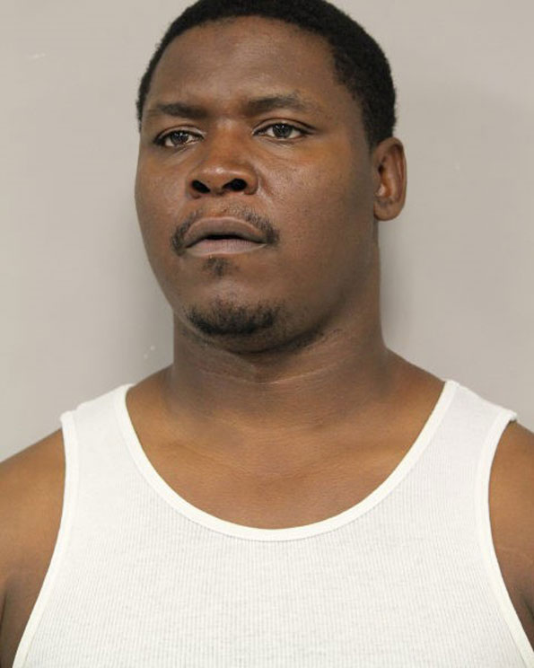 Dexter L. Riley, Palatine bank robbery suspect