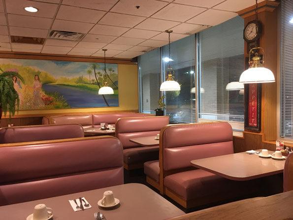 Eros empty tables