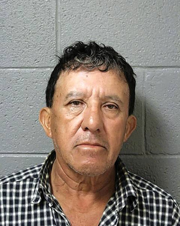 Hinigo Olvera, charged with aggravated DUI in fatal crash that killed mother of four in Streamwood