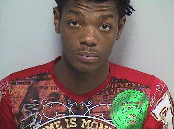 Jevon D Anderson Lake County burglary suspect