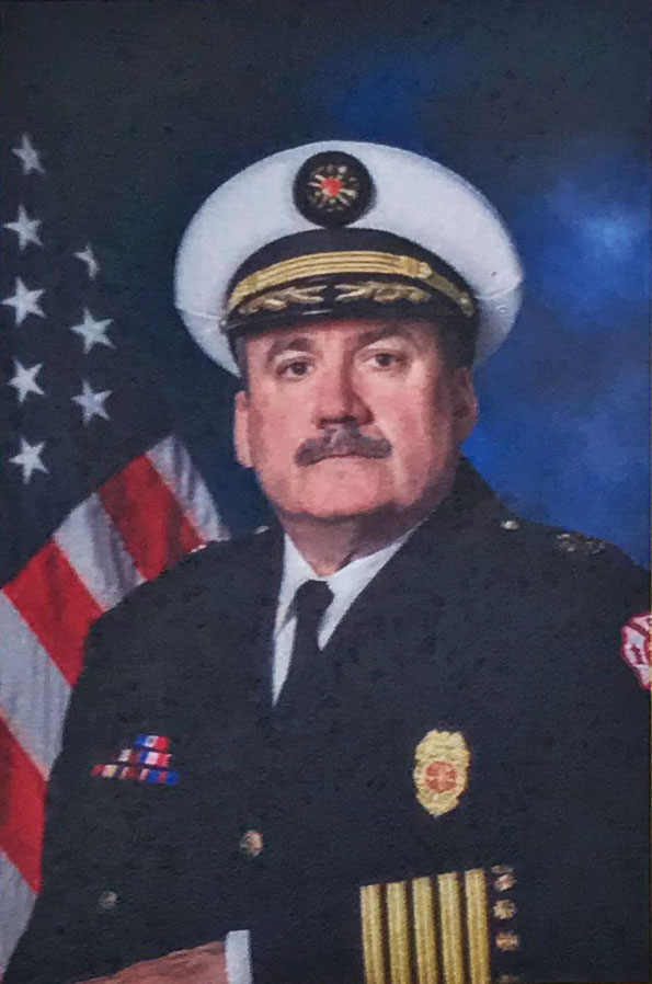 Ken Koeppen, Arlington Heights fire chief retiring