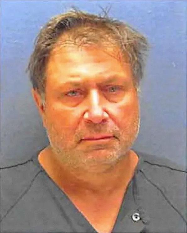 Paul Caneiro Mug Shot SOURCE Ocean Township Police