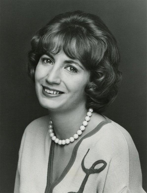 Penny Marshall 1976 Publicity Photo