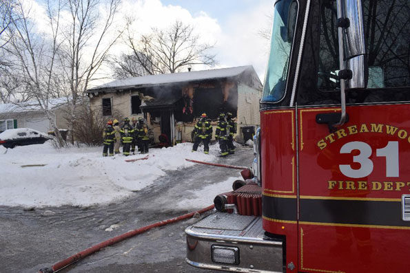 Streamwood house fire where 2 dogs were killed